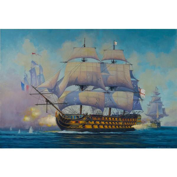L'ammiraglio Nelson Flagship (HMS Victory) nuovo strumento