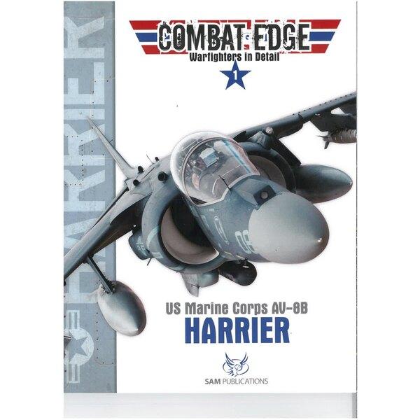 Libro in dettaglio No 1 US Marine Corps McDonnell-Douglas AV-8B