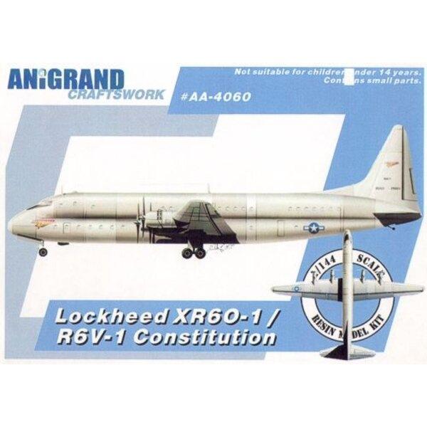Lockheed XR6V-1/R6O-1.