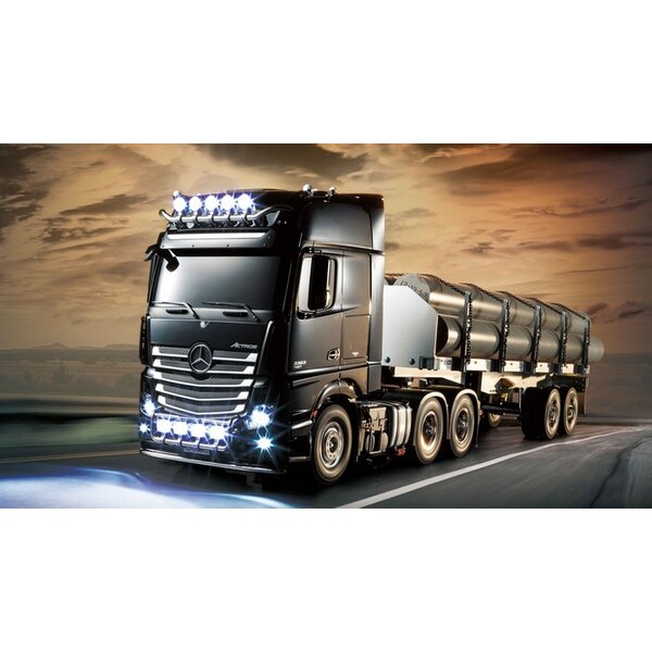 Mercedes Actros 3363 6x4 GigaSpace