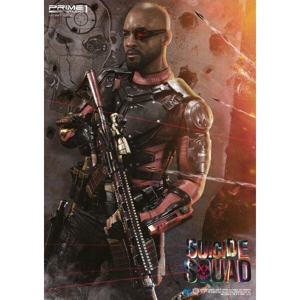 Suicide Squad Statue 1/3 Deadshot 76 cm