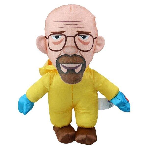 Breaking Bad Plush Figure with Sound Heisenberg 26 cm *English Version*