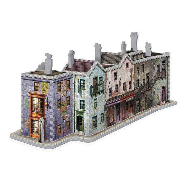 Puzzle 3d Harry Potter 3D Puzzle Diagon Alley