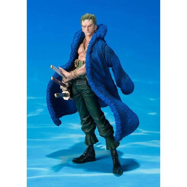 One Piece FiguartsZERO PVC Statue Roronoa Zoro 20th Anniversary Ver. 15 cm