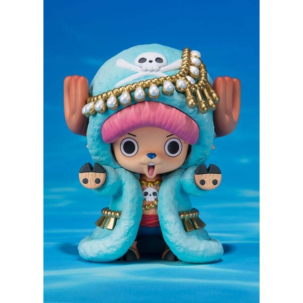 One Piece FiguartsZERO PVC Statue Tony Tony Chopper 20th Anniversary Ver. 7 cm