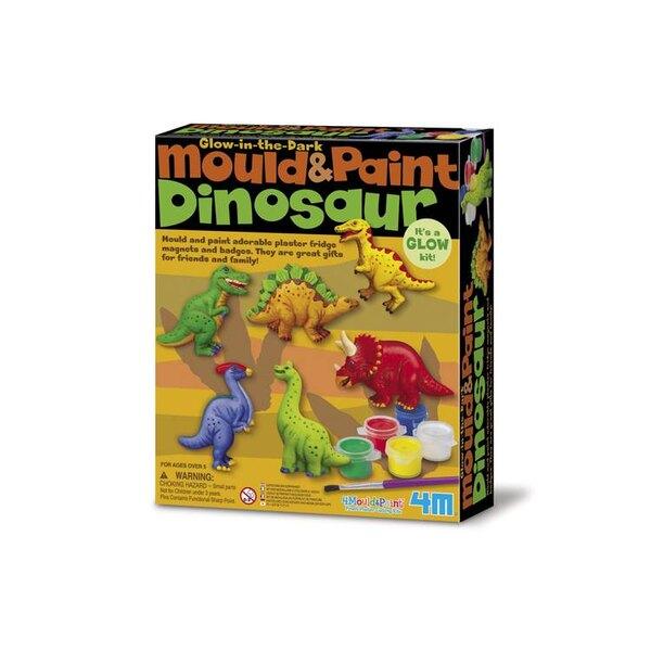 Dinosauro fluorescente
