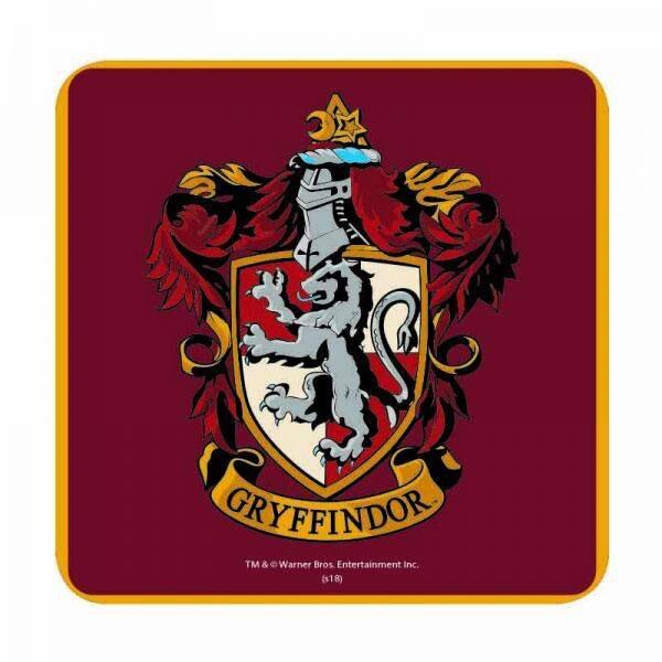 Harry Potter Coaster Gryffindor Case (6)