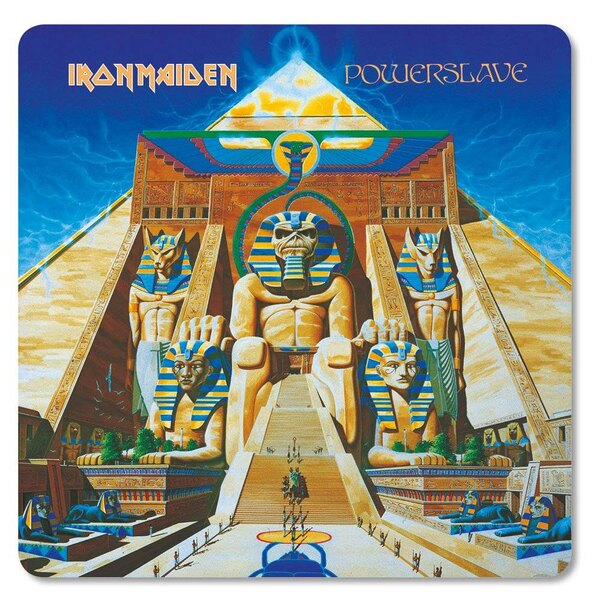 Iron Maiden Coaster Pack Powerslave (6)