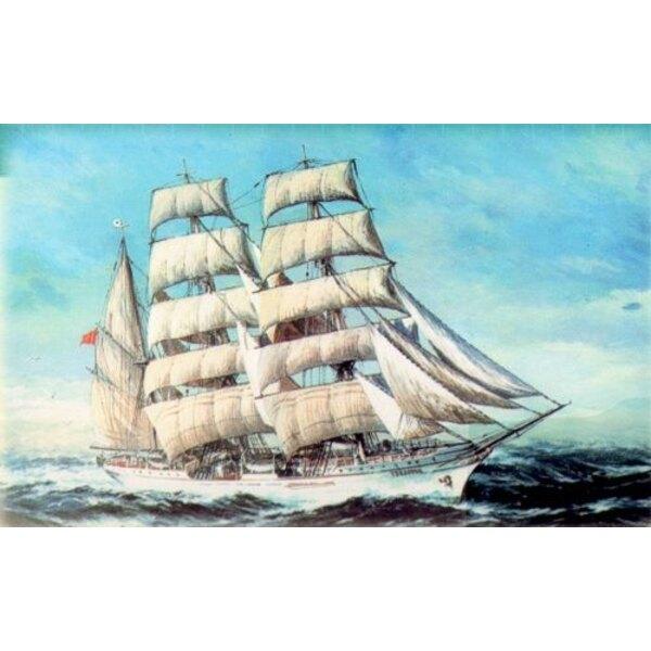 Soviet training tall Ship Tovarisch
