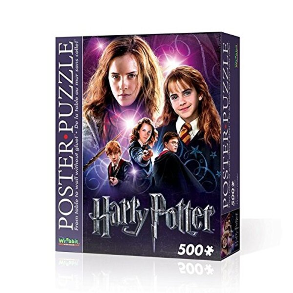 Puzzle Harry Potter Poster Puzzle Hermione Granger