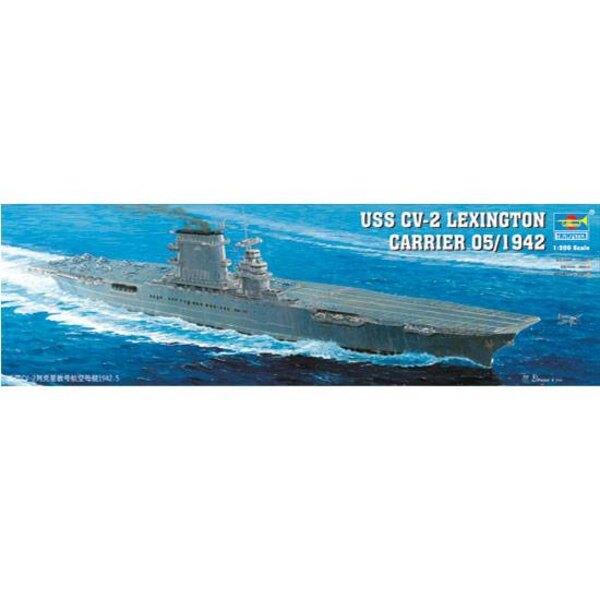 US LEXINGTON CV-2