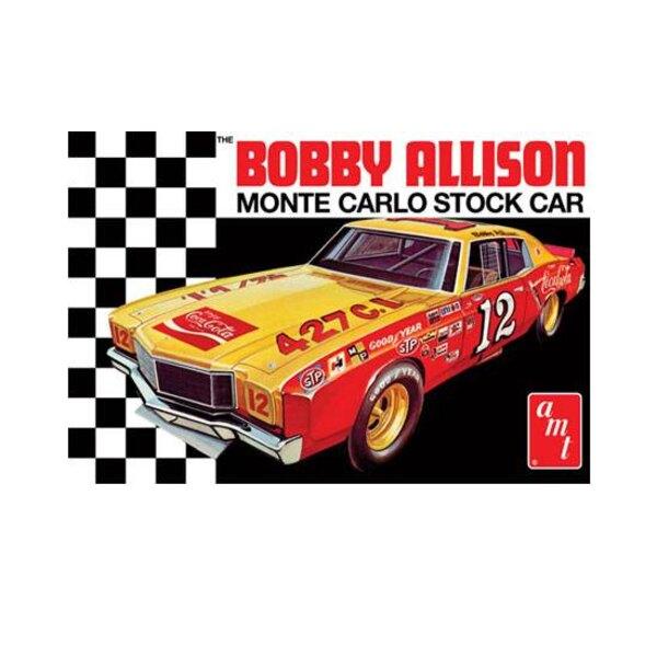 Coca Cola Bobby Allison 1972 Chevy Monte Carlo