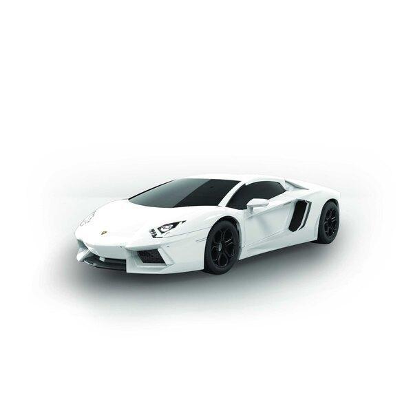 Lamborghini Aventador QUICKBUILD - Blanc
