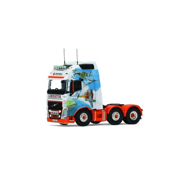 Volvo FH, Maxwell Freight 'Liberator'
