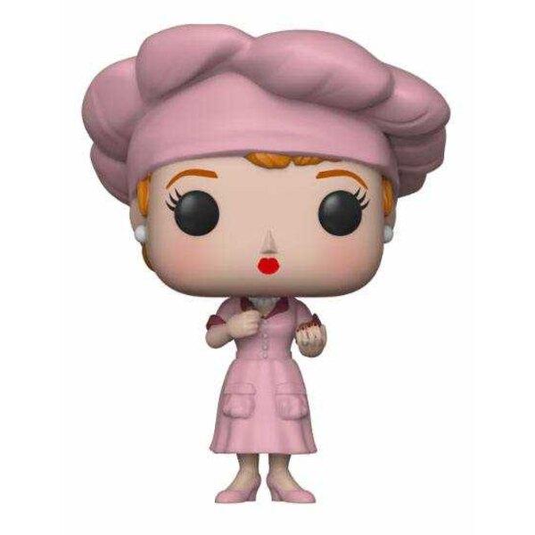 I Love Lucy POP! TV Vinyl Figure Factory Lucy 9 cm