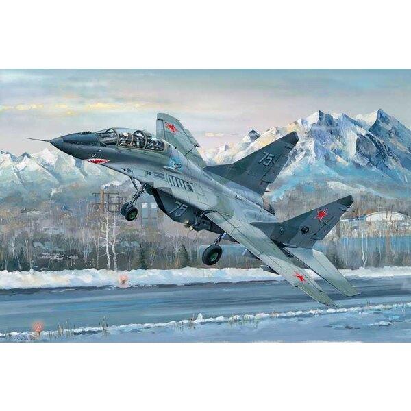 Fulcro Mikoyan MiG-29UB
