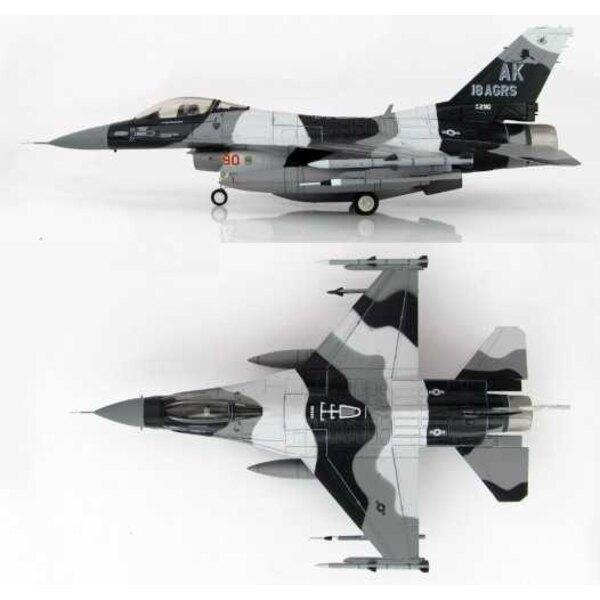F-16C Block 30 Fighting Falcon 18 Aggressor Squadron