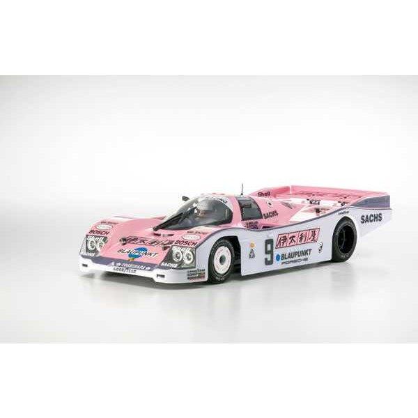 Plazma lm 1/12 porsche 962 joest racing no9 carbon edition