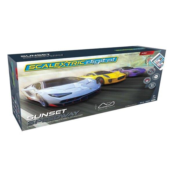 ARC PRO Sunset Speedway (McLaren 720 S McLaren P1 v Lamborghini Centenario)