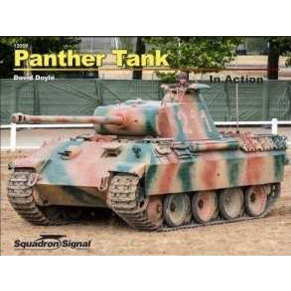 Libro Pz.Kpfw.V Panther Tank (In Action Series) Sebbene non tanto celebrato in letteratura (o propaganda) come la tanto temuta T