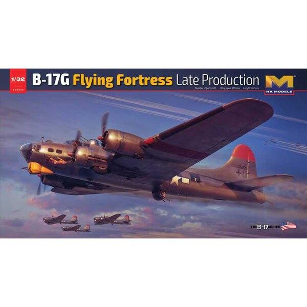 Fortezza volante Boeing B-17G tarda produzione