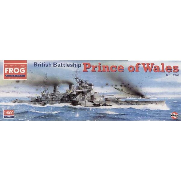 HMS Prince of Wales (ex Airfix)