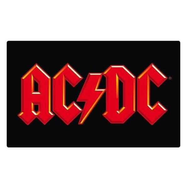 AC/DC Cutting Board Logo