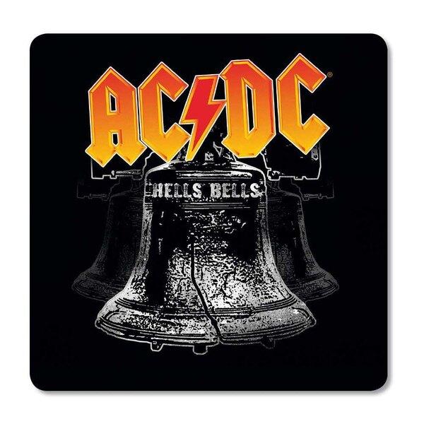 AC/DC Coaster Pack Hells Bells (6)