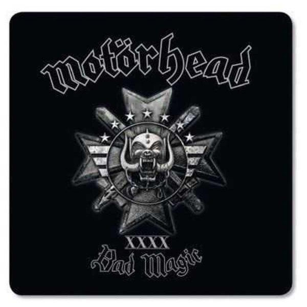 Motörhead Coaster Pack Bad Magic (6)