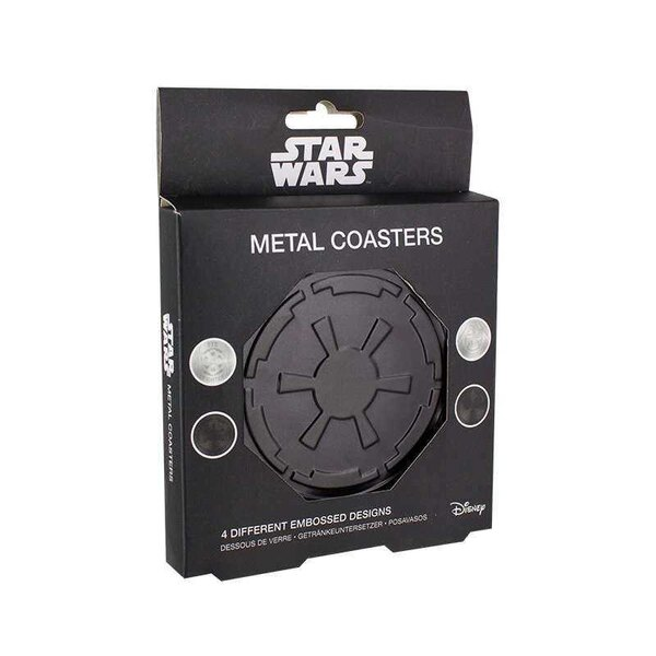 Star Wars Coaster 4-Pack Icons