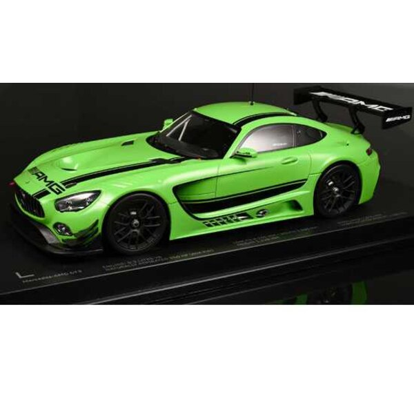 MERCEDES AMG GT3 Green Hell Magno