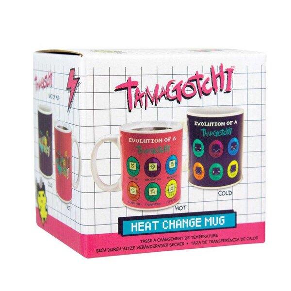 Glossario Tamagotchi mug effetto termico