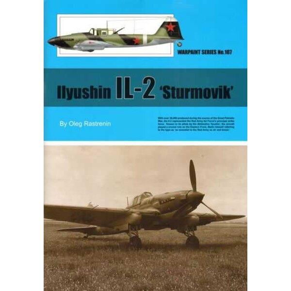 Libro Ilyushin IL-2 Sturmovik (Il-02:00 Il-2M-82]