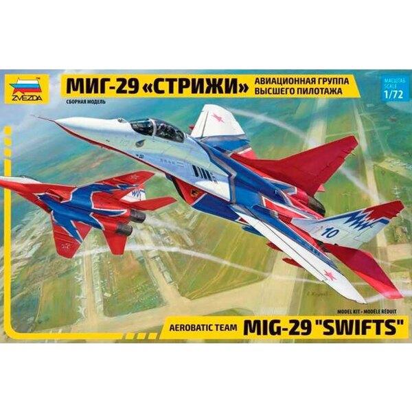 Mikoyan MiG-29 Rondoni (Strizhi)