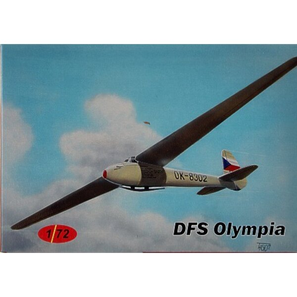 Olympia Meise Special Markings (gliders)