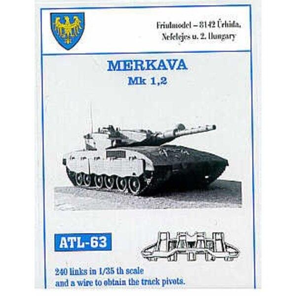 Merkava Mk.1 2