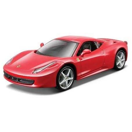 Ferrari 458 Italia ROSSO