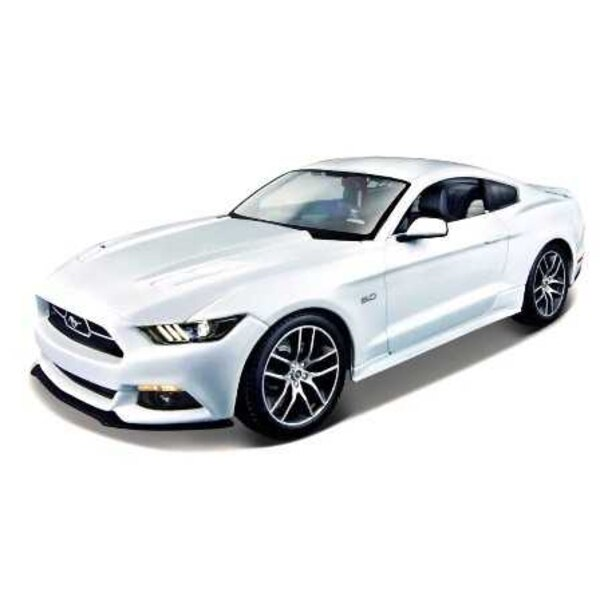Ford Mustang GT 2015 Bianco