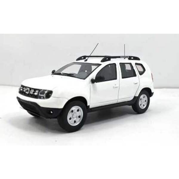 """DACIA DUSTER WHITE - VERSIONE CRS """"SECOURS IN MOUNTAIN"""" / GENDARMERIE """"EQUIPE CYNOPHILE"""""""