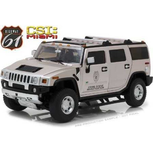 "HUMMER H2 2003 ""THE EXPERTS - MIAMI (2002-2012)"""