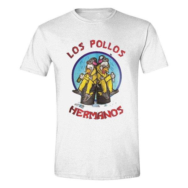 Maglietta Breaking Bad Los Pollos Cooks