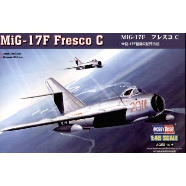 Mikoyan MiG-17 Fresco C