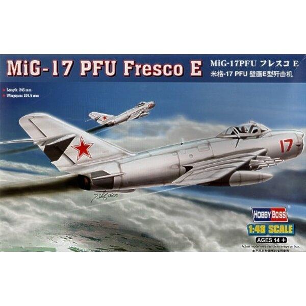 Mikoyan MiG-17PM Fresco E