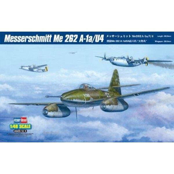 Meserschmitt Me 262A-1a/U4
