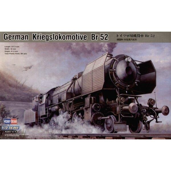 German Kriegslokomotive Br52