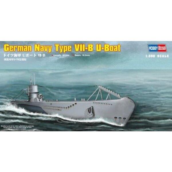 DKM Type VIIB U-Boat
