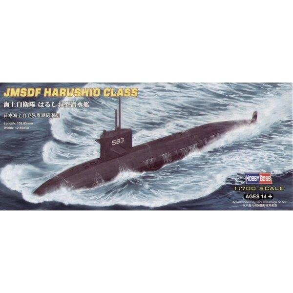 JMSDF Harushio Class (submarines)