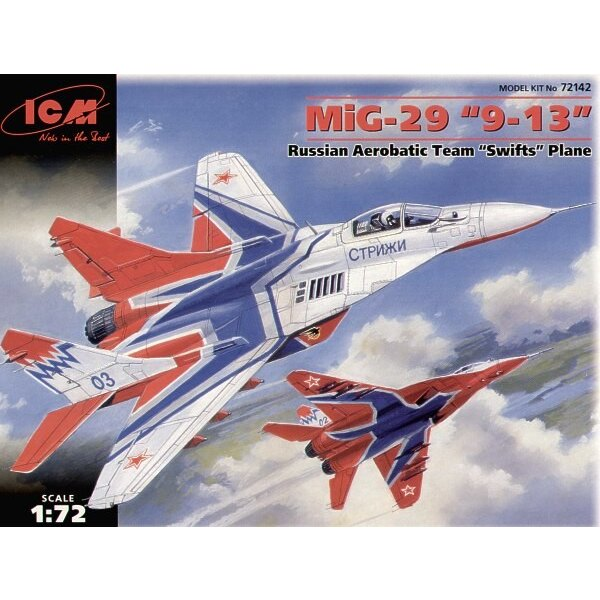 Mikoyan MiG-29 ′Swifts′