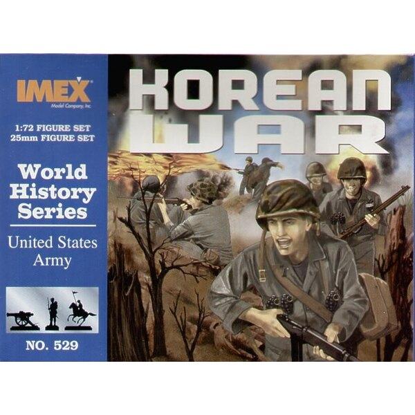 Korean War US Infantry