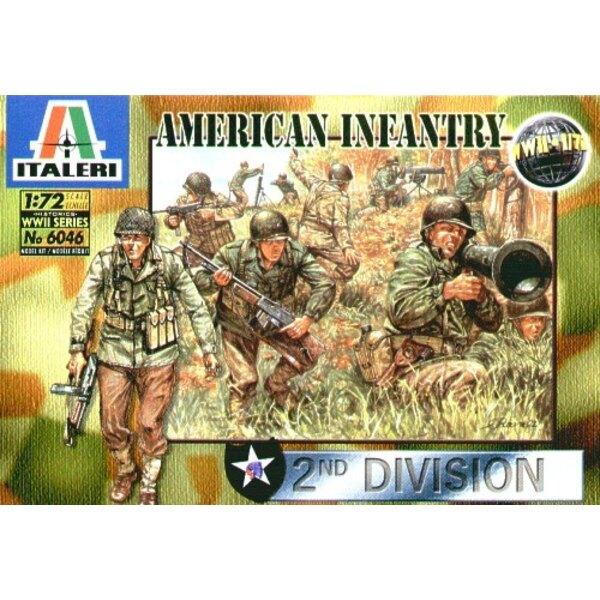 US Infantry WW2